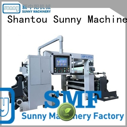 Sunny quality slitting machines customized for production