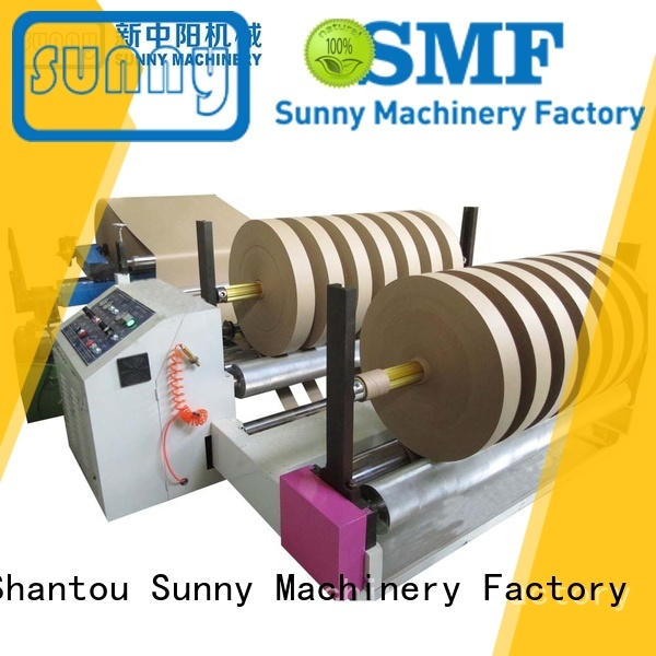 slitting and rewinding machine roll for factory Sunny