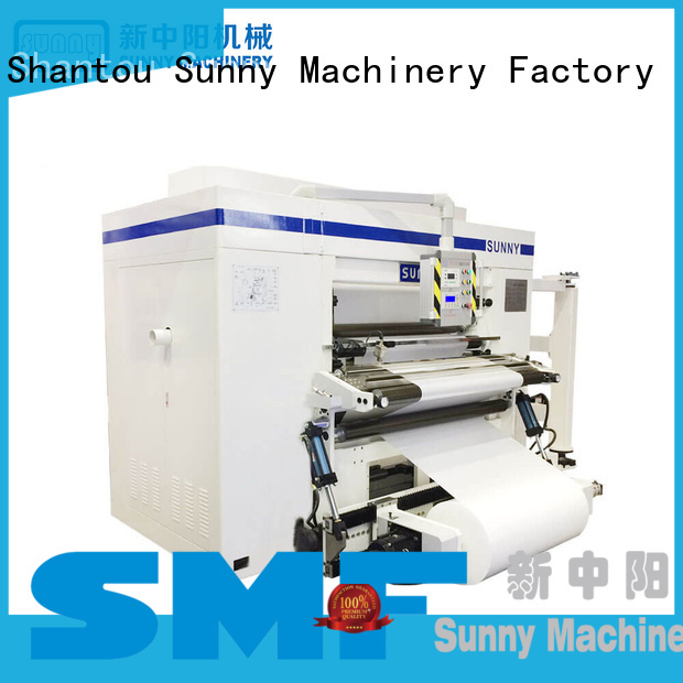Sunny quality slitting machines customized bulk production