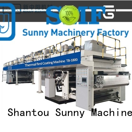 Sunny singlescrew extrusion coating lamination machine wholesale for protection film