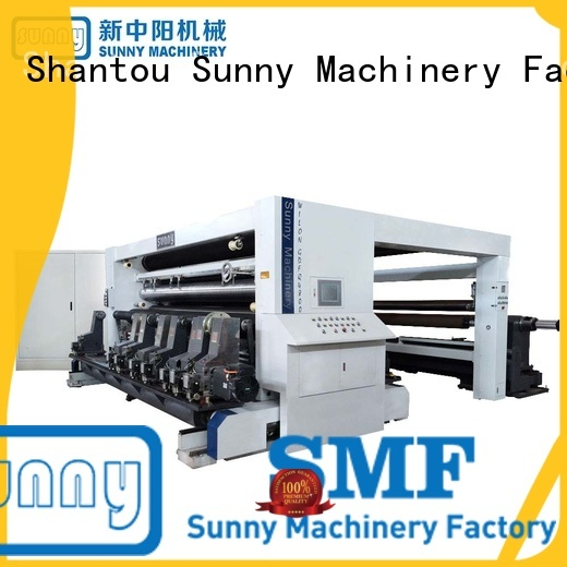 Sunny line slitter rewinder machine manufacturer at discount