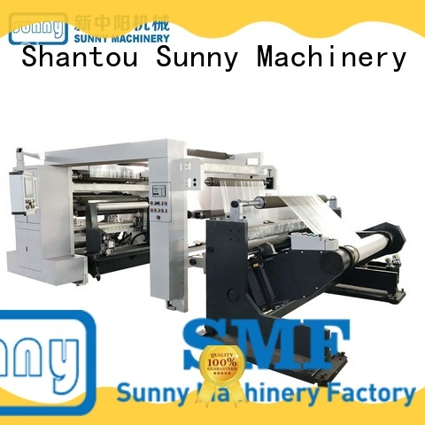 Sunny rewinder slitter rewinder supplier at discount