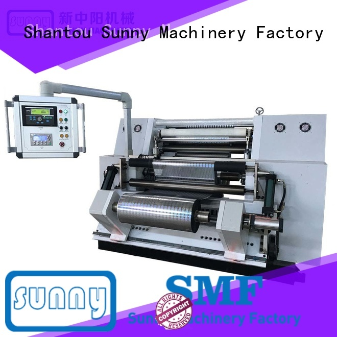 model slitter machine manufacturers roll for factory Sunny