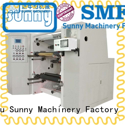Sunny thermal rewinding machine suppliers customized for factory
