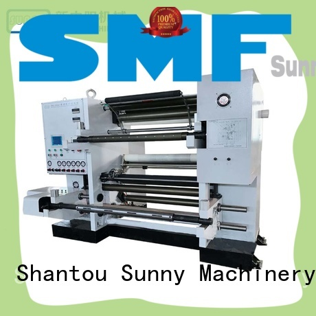 Sunny low cost slitter rewinder machine supplier at discount