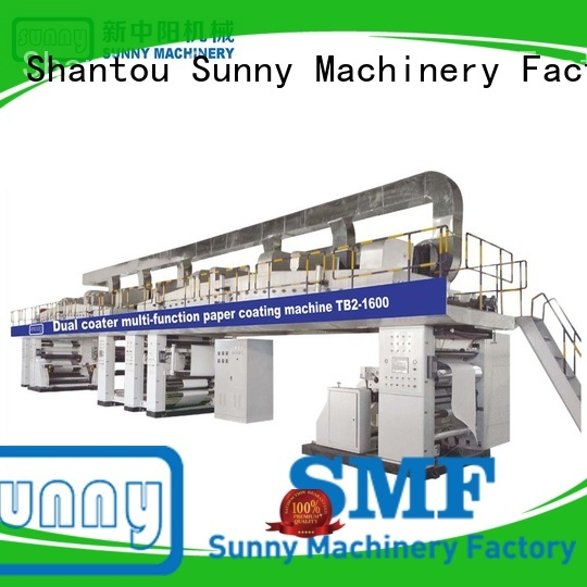 Sunny tdie extrusion coating lamination machine customized for factory