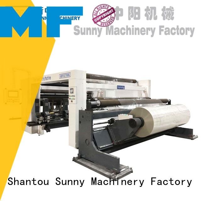 thermal slitting and rewinding machine quality supplier at discount