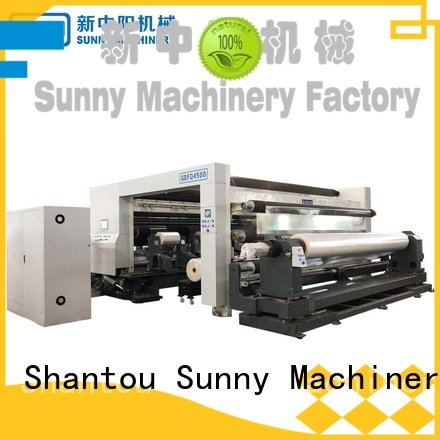 digital rewinder slitter machine film wholesale for factory