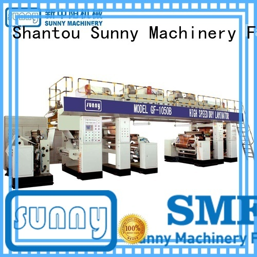 amchine plastic extrusion lamination machine oven for factory Sunny