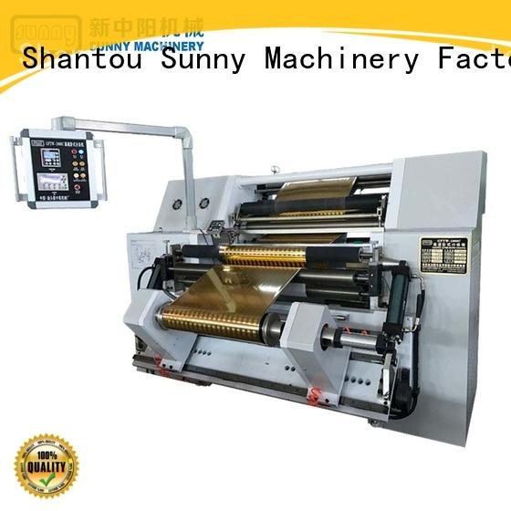 Sunny thermal slitter rewinder machine supplier at discount