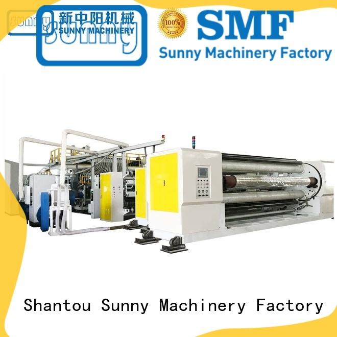 Sunny sanitary cast film extrusion machine wholesale laminating