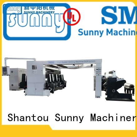 Sunny thermal rewinder slitter machine supplier at discount