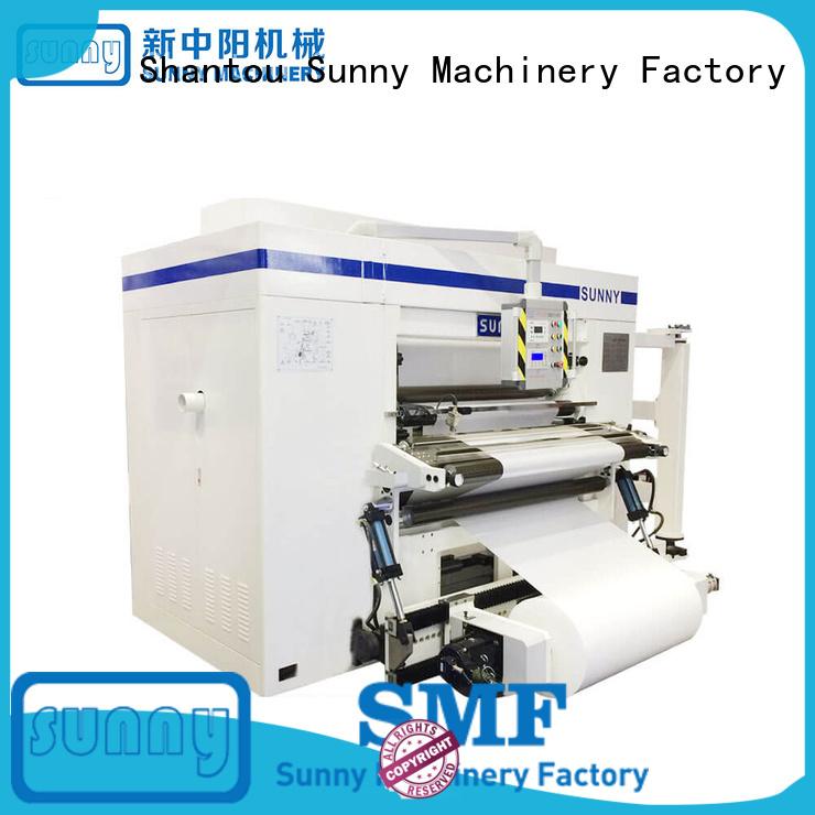Sunny Sunny slitter rewinder wholesale bulk production