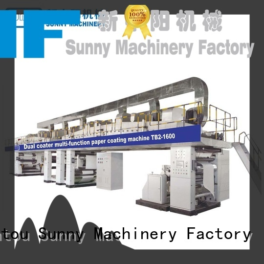printing extrusion coating machine coating supplier for laminating