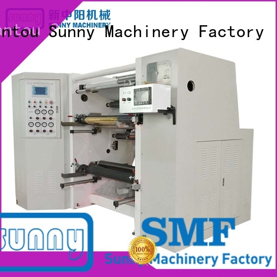 Sunny film slitter rewinder customized for production