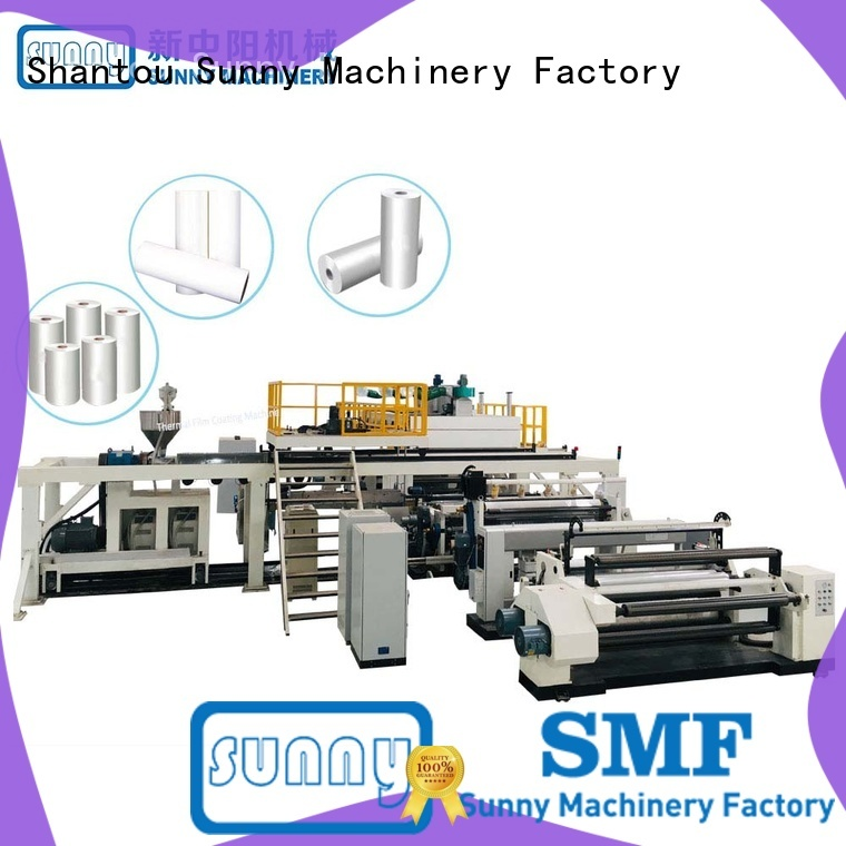 Sunny tdie extrusion lamination plant wholesale for production
