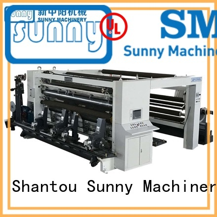High Speed Film Slitting Machine Gantry Type Model GDFQ3500G