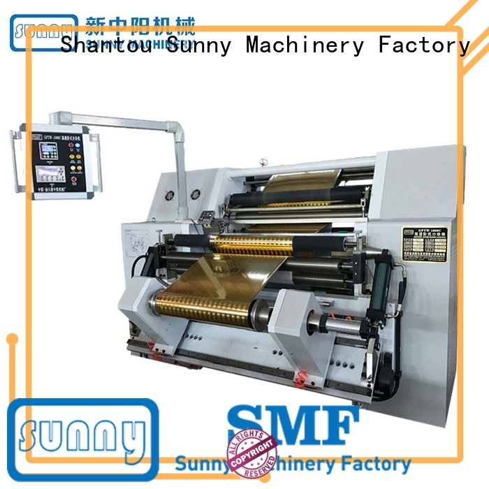 Sunny quality slitting rewinding machine wholesale for factory