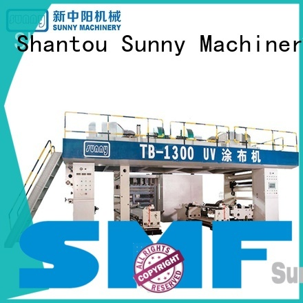 rewind extrusion coating machine drying customized for protection film