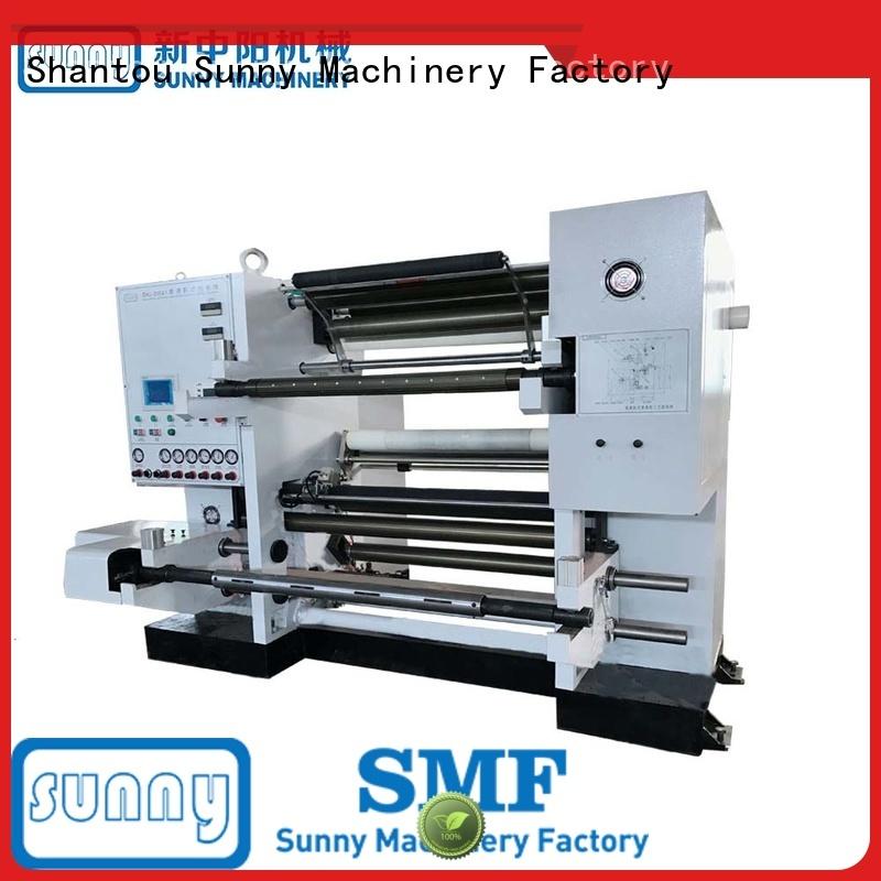 Sunny roll slitting machines wholesale bulk production