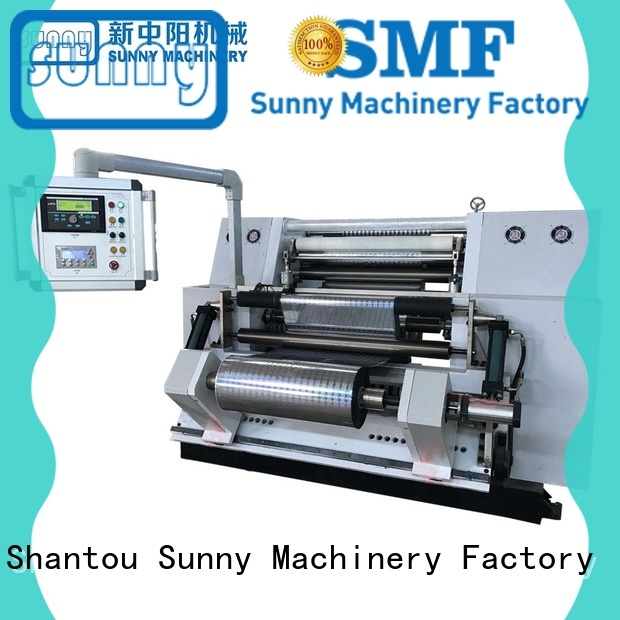 thermal rewind slitting machines line supplier for sale