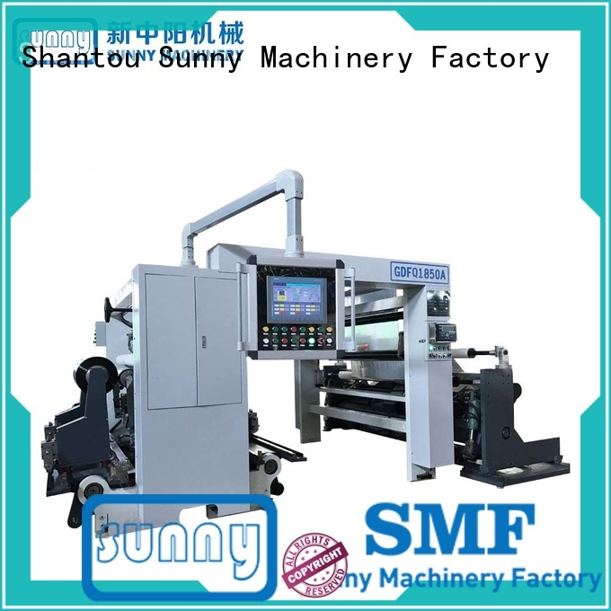Sunny line slitting rewinding machine wholesale for factory
