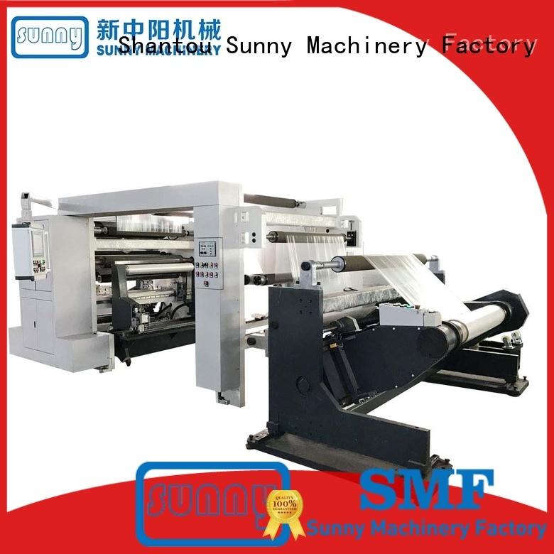 slitting rewinder slitter gdfq3500c bulk Sunny