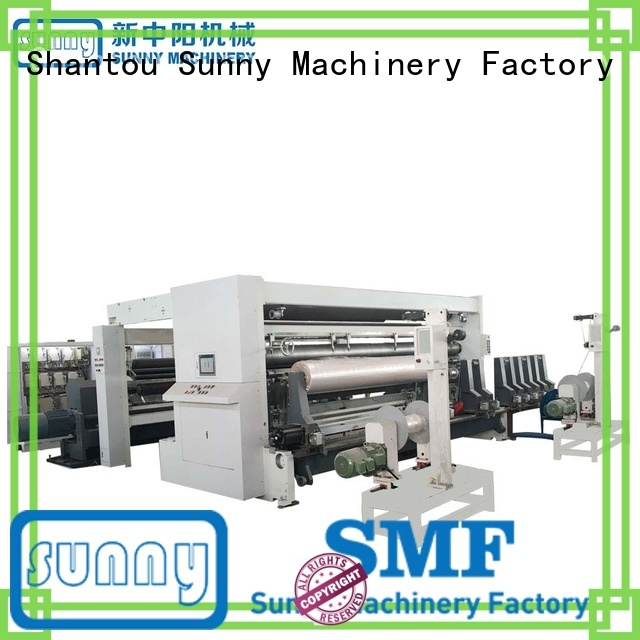 slitting rewinding machine quality for production Sunny