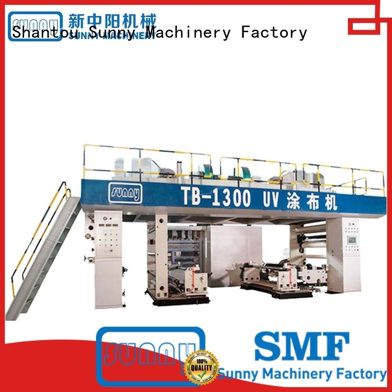 laminator pp lamination machine dual for packaging Sunny