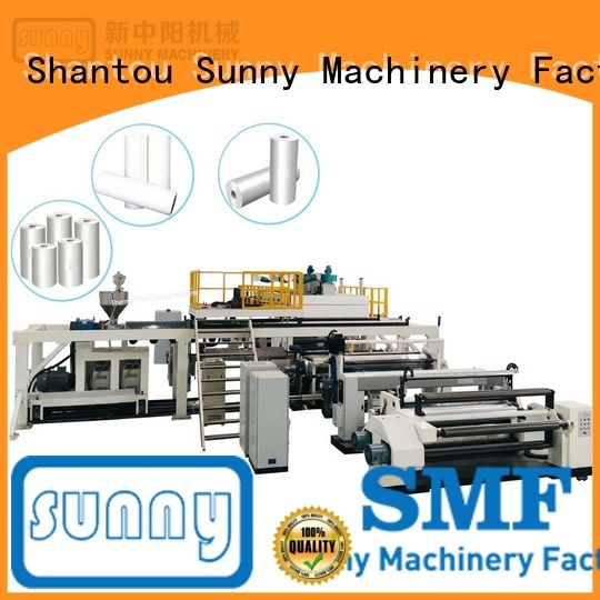 rewind extrusion coating lamination machine dual wholesale for factory