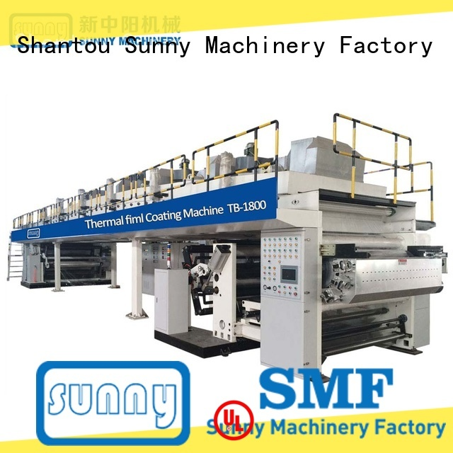 die extruder lamination machine dry for packaging Sunny