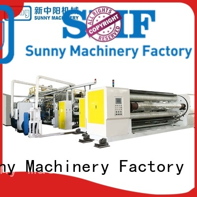 sanitary cast machine film customized for protection film Sunny