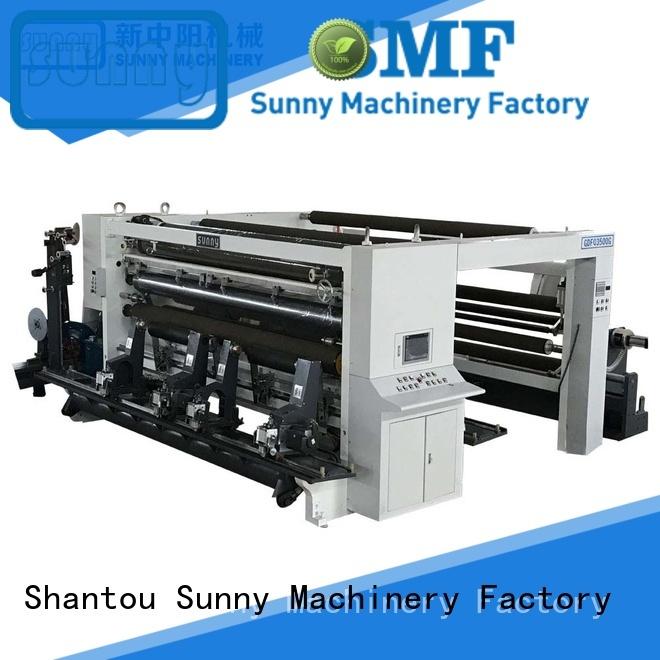 Sunny gantry slitter rewinder machine supplier at discount