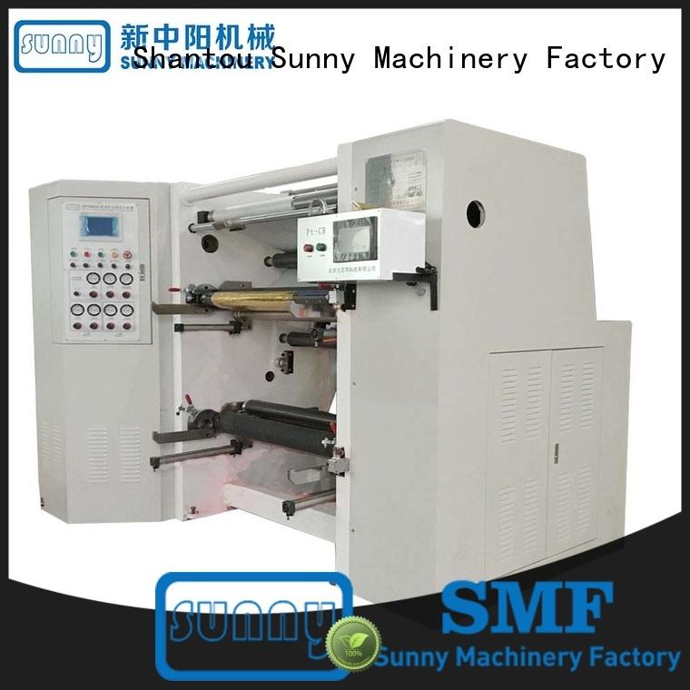 digital slitter rewinder machine line customized for sale