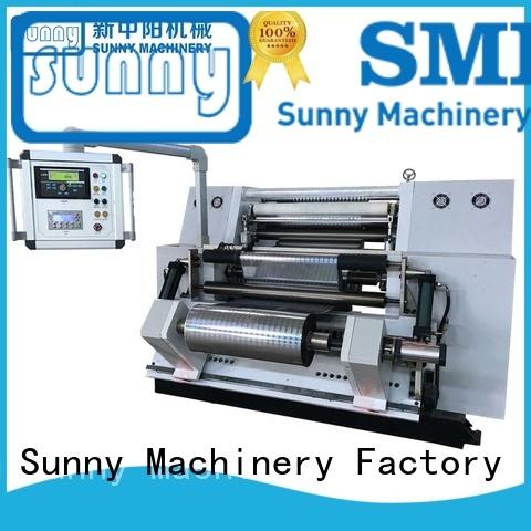 Sunny film slitter rewinder manufacturer for factory