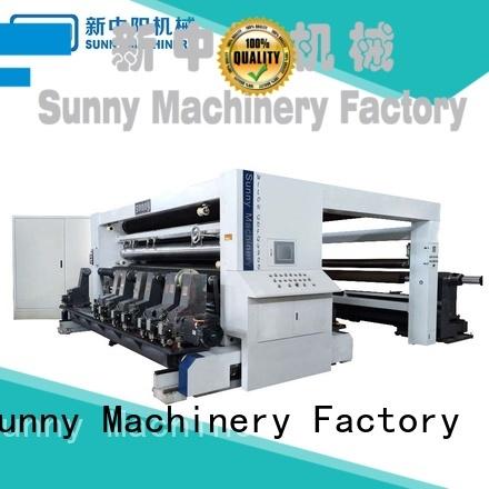digital rewinder slitter machine high speed supplier for production