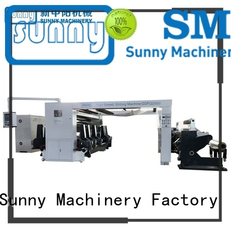 digital slitting rewinding machine quality manufacturer for production