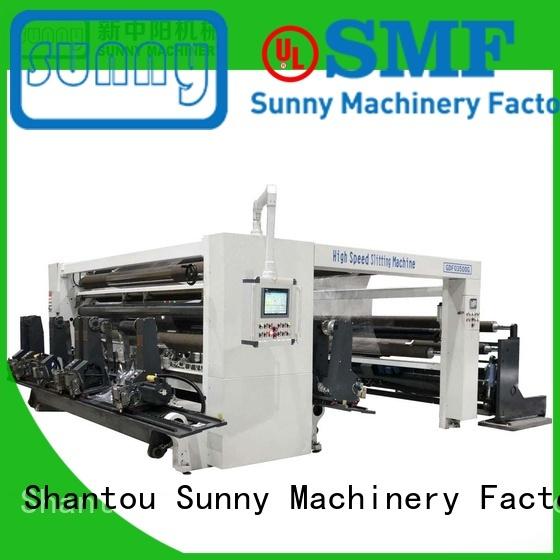 high quality duplex slitter rewinder manufacturer for factory Sunny