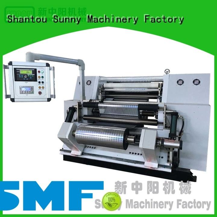 Sunny horizontal slitting rewinding machine customized bulk production