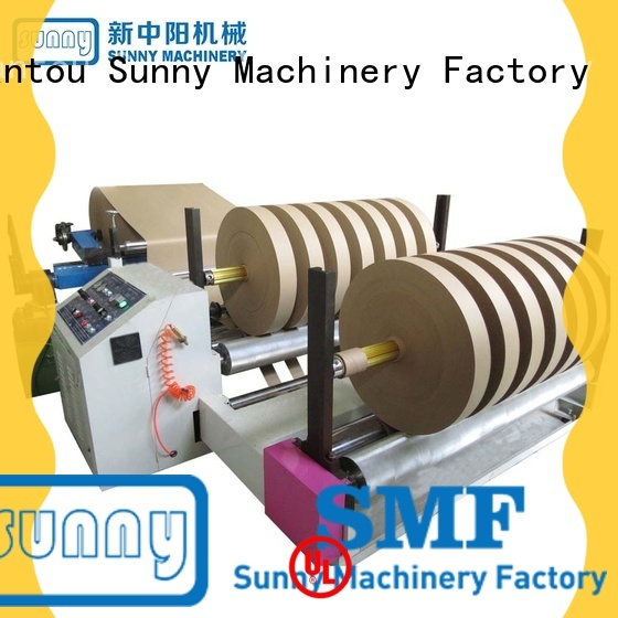 Sunny Sunny rewinder slitter line for production