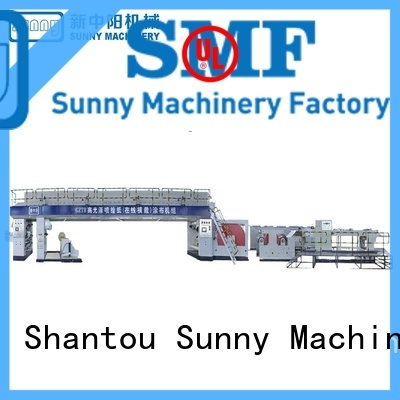 Sunny oven extrusion lamination plant wholesale for factory