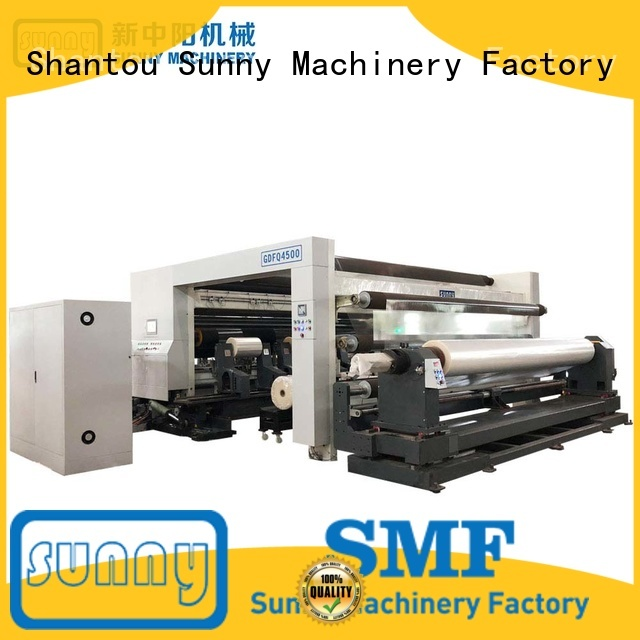 Sunny slitter rewinder line customized at discount