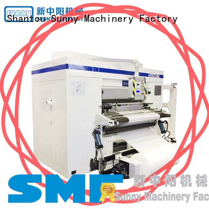 Sunny thermal slitting machines supplier for factory