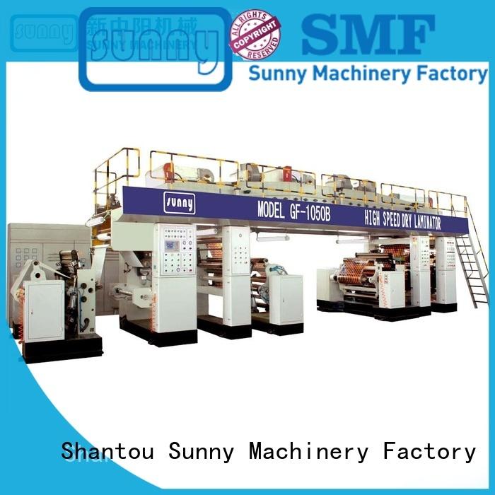Sunny single extrusion lamination machine manufacturer for laminating