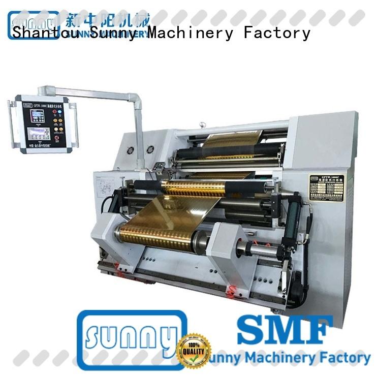 Sunny high quality slitting machines wholesale bulk production