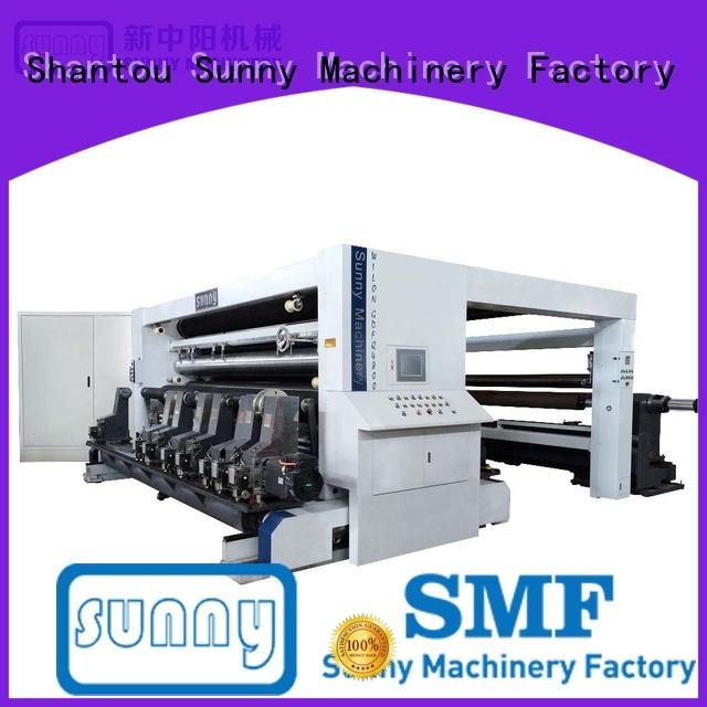 Sunny Sunny slitting rewinding machine wholesale bulk production