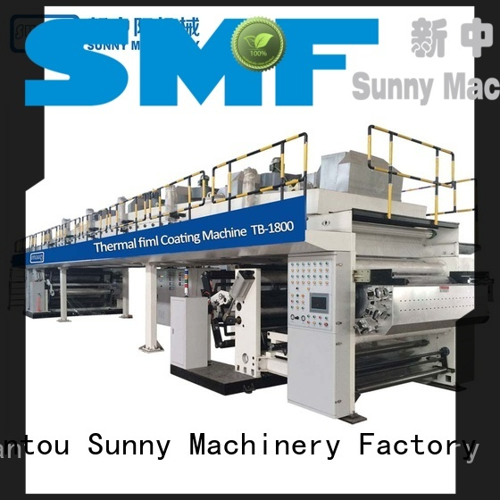 Sunny dry extrusion coating machine supplier for laminating