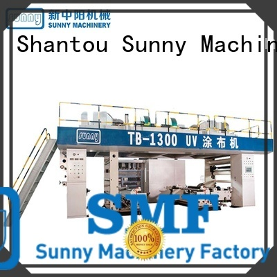 single extrusion coating lamination plant paper supplier for production