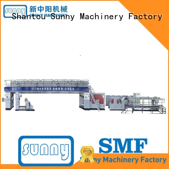 Sunny coating extrusion coating machine manufacturer for laminating