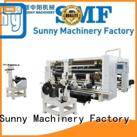 gantry paper slitter rewinder film at discount Sunny